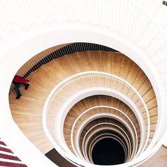 staircase. remembering #Helsinki