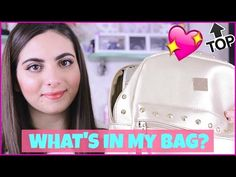 Il mio ultimo video 😍 | COSA C'E' SEMPRE NELLA MIA BORSA? - University Edition 👜 #whatsinmybag #moda #blog #modafeminina #bloggers #bloggerstyle #bellezza #modafashion #moda🎀 #modadonna  https://youtube.com/watch?v=XbKgUwewD5c