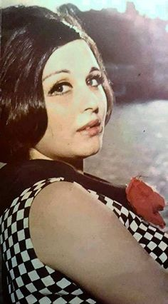 Soad Hosny, a beautiful Egyptian actress