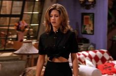 "The Waist-tied Shirt & 19 Other Things Rachel Wore In ""Friends"" That You'd Definitely Wear Now"