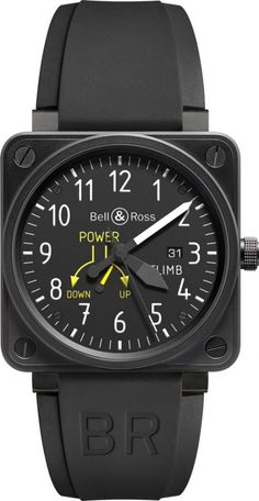 Bell & Ross BR 01 Aviation Instrument Watches For 2013 Watch Releases Fine Watches, Sport Watches, Cool Watches, Watches For Men, Dream Watches, Unique Watches, Bell Ross, Luxury Watches, Rolex Watches