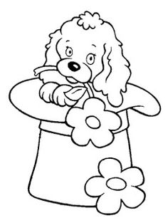 Coloring Pages For Kidslove Valentines Day