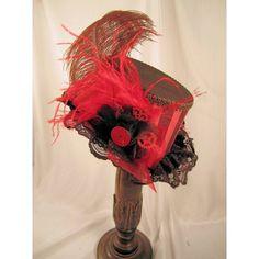 Steampunk Brown Riding Hat 14017RD