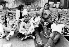 Monty Python, eric idle, john cleese, michael palin, terry gilliam, terry jones, graham chapman