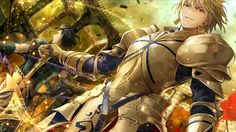 Fate/Zero, Archer, Gilgamesh, King of Heroes Lancer, Diarmuid ua Duibhne, Erste Ritter der Fianna