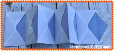 Learn how to make an accordion book out of envelopes that you can use in your classroom. Accordion envelope books are a handy tool you can use for many topics. Just fill up the pockets with content! Mini Albums, Mini Scrapbook Albums, Vintage Scrapbook, Envelope Book, Diy Envelope, Baby Mini Album, Notebook Covers, Journal Covers, Paper Pocket