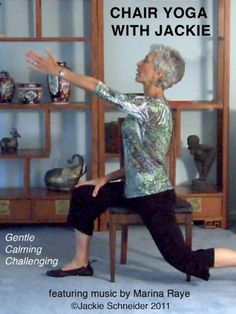 chair yoga - Google Search