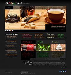 Шаблон TM45186 Тип: Moto CMS HTML шаблоны $139