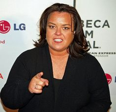 "Rosie O'Donnell on her new, girlfriend: ""I am in love"". Rosie O'Donnell says she's ""in love"" with her new, much younger girlfriend. O Donnell, Celebrity Gossip, Celebrity News, Kelly Ripa Hair, Stupid Guys, Stupid People, Rosie Odonnell, Kelly Osbourne, Birth Mother"