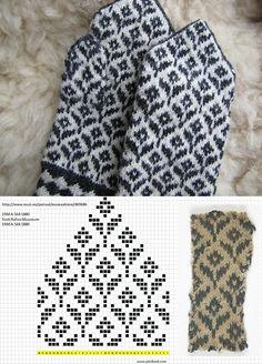 Knitted Mittens Pattern, Knit Mittens, Crochet Patterns Amigurumi, Baby Knitting Patterns, Knitting Designs, Finger Crochet, Finger Knitting, Wool Gloves, Fingerless Gloves Knitted