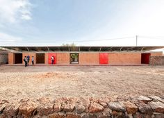 Galería de Centro de Integración Escolar, Profesional y Deportiva / Albert Faus - 1
