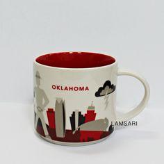 Oklahoma City, Thunder, New Product, Lightning, Starbucks, Ceramics, Mugs, Tableware, Sweet