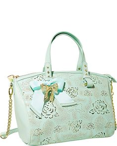 RACEY LACEY SATCHEL MINT accessories handbags non leather satchels Модные  Сумки, Мода Сумки, Сумки d74d2c86d81