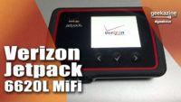 Verizon Jetpack 6620L MiFi Review Video
