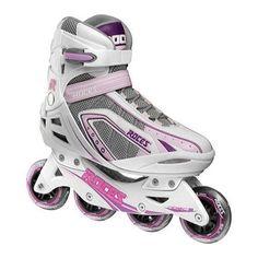Women's Roces 611 Inline Skates R100 /Purple