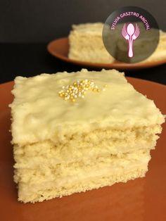 Vanilla Cake, Food And Drink, Pie, Cookies, Desserts, Recipes, Kuchen, Pie And Tart, Biscuits