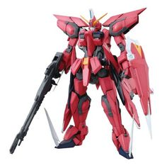 Bandai Hobby Aegis Gundam Seed 1100Master Grade -- More info could be found at the image url.
