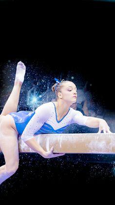 Maggie Nichols | edit by nastiasliukin on Tumblr Women's Gymnastics, Artistic Gymnastics, Gymnastics Wallpaper, Famous Gymnasts, Maggie Nichols, Female Gymnast, Love And Respect, Dance Photography, Cheerleading