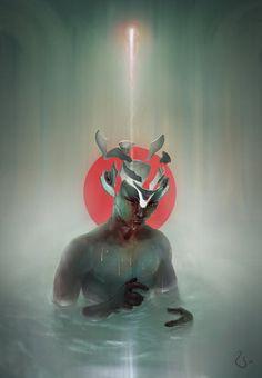 Crimson Escape by rafa-insane on deviantART