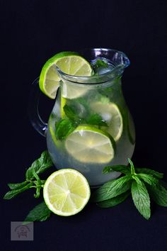 Limonada cu lime si menta – Willkommen bei Pin World Kiwi, Baby Food Recipes, Modern, Fruit, Banana, Avocado, Blog, Limeade Recipe, Juices