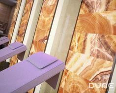 Aura Onix Glass 25x75 cm: Espectacular cristal que reproduce fielmente la piedra semipreciosa Onix. Hay diez diseños distintos combinables entre sí. #duneceramica #diseño #calidad #diferenciacion #creatividad #innovacion #tendencia #moda #decoracion #design #quality #differentiation #creativity #innovation #trend #fashion #decoration #dunemegalos #revestimiento #cristal #walltile #glass http://www.dune.es/es/public/pages/product/product:186915,environment:211
