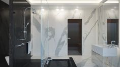 PIU Glass, drzwi całoszklane /PIU Design. Produkt zgłoszony do konkursu Dobry Design 2018. Bathroom Lighting, Bathtub, Mirror, Glass, Furniture, Design, Home Decor, Bathroom Light Fittings, Standing Bath