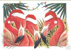 Christmas Flamingo Clip Art - Bing Images