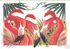 Christmas Flamingo Clip Art - Bing Images