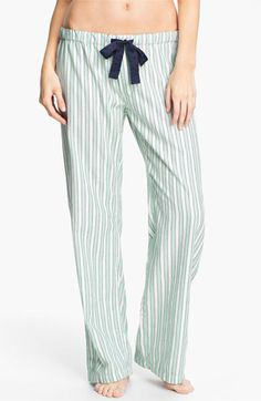 PJ Salvage Eye Candy Stripe Knit Lounge Pants | Nordstrom JAMMIES!!!