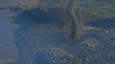 The natural disaster DLC for Cities: Skylines looks cathartic: With the new Natural Disasters expansion for Cities: Skylines, nature can…