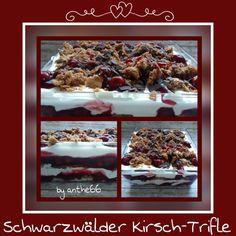 'Schwarzwälder Kirsch-Trifle'