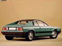 Lancia Beta Montecarlo - 1974