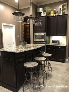 Above Kitchen Cabinets Decor Awesome In 2019