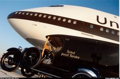 United Parcel Service - UPS  Boeing 747-1...  (airliners.net)