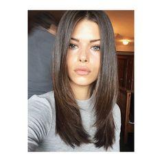 Georgia Fowler hairstyle