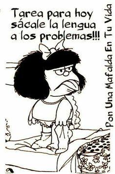 Mafalda dice..