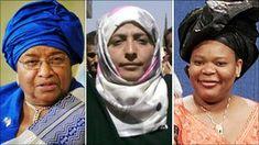 Nobel Peace Prize recognises women rights activists