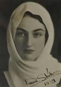 Ottoman Princess, Durru Shehvar http://www.pinterest.com/queenstephanie/sands-of-time/