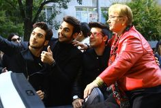 @ilvolomusic & Famous Chef @lidiabastianich at The 2015 NYC Columbus Day Parade October 12, 2015 Credit: AR Photo/Splash News Corbis Images Thanks to them for sharing #ilvolo #ColumbusDayParade #CorbisImages #ilvoloversdelmundo #ilvolomundialoficial