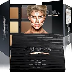 [$18.99 save 47%] Amazon #LightningDeal 72% claimed: Aesthetica Cosmetics Cream Contour and Highlighting Makeup ... #LavaHot http://www.lavahotdeals.com/us/cheap/amazon-lightningdeal-72-claimed-aesthetica-cosmetics-cream-contour/145956?utm_source=pinterest&utm_medium=rss&utm_campaign=at_lavahotdealsus
