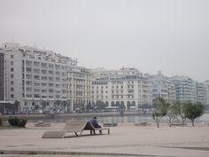 thessaloniki 2015 Thessaloniki, Louvre, Street View, Building, Travel, Viajes, Buildings, Trips, Traveling