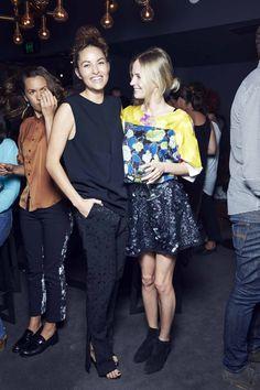 Vogue presents the screening of 'Premiere': Kym Ellery in Paris gallery - Vogue Australia
