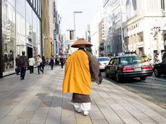 Local flavor: Balance. Honoring the past and walking in the present is a balance Tokyo achieves with ease.