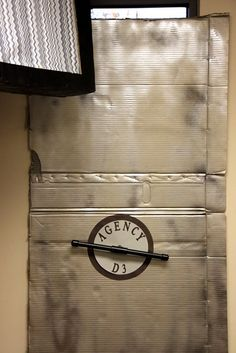 VBS 2014 - Lifeway's AgencyD3 - VAULTS / EVIDENCE ROOMS