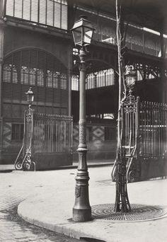 Lampadaire_Paris_Charles_Marville_Halles_centrales_1_1878