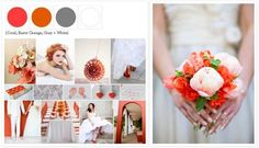 Crazy for Coral! This bouquet is perfect! xo