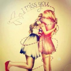 I miss you too!! I thought of you and Jenny this morning! I hope to see you gals soon!!! Luv <3