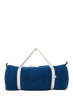 Sports Gym Duffel Barrel Bag Scottie Dog Red Collar Travel Luggage Handbag for Men Women