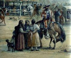 1840 Life in a Hacienda