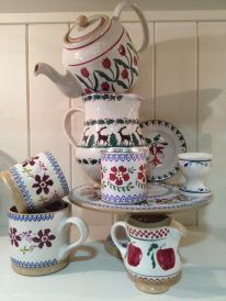 Nicholas Mosse Handcrafted Irish Table and Giftware Pottery. Kitchenware and Home Pottery.